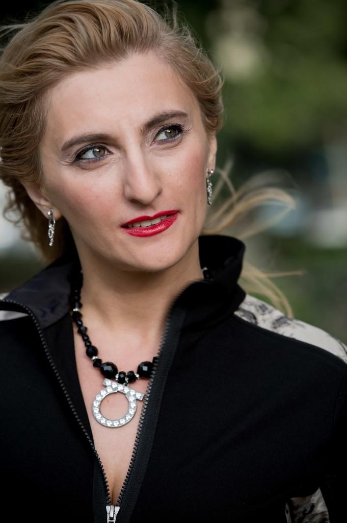 Catherine Gordeladze c Mischa Blank