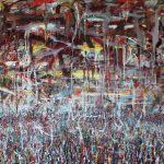 26 февраля — 27 апреля 2017 «Там, где кончается слово». Выставка Николая Эстиса